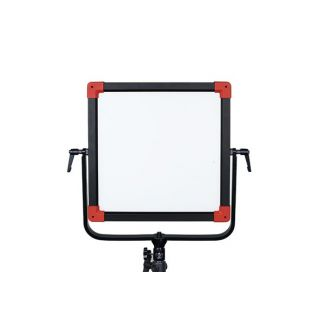 Swit PL-E60 PLUS Bi-colour Edge Mounted Soft Panel LED Panel Light 382√ó403√ó48mm 60W includes Barn Doors