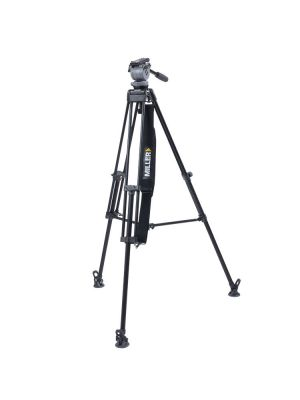 Miller 828 DS10 Toggle LW Single-Stage Alloy Tripod Systems - Payload 2-5Kg