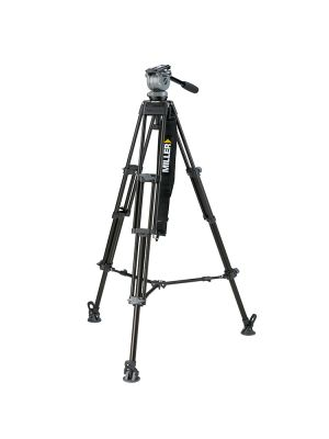 Miller 850 DS20 Toggle 75 2-Stage Alloy Tripod System - Payload 5-10Kg