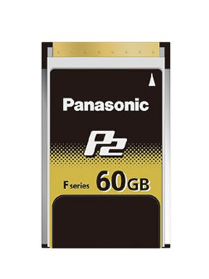 Panasonic AJ-P2E060FG 60 GB P2 F Series Card
