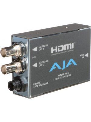 AJA HA5 HDMI to SDI/HD-SDI (one only at this price.)