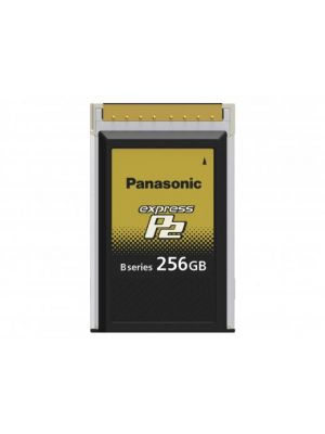 Panasonic AU-XP0256BG 256GB P2 Express Card B Series
