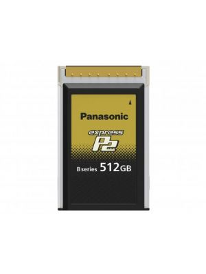 Panasonic AU-XP0512BG 512GB P2 Express Card B Series