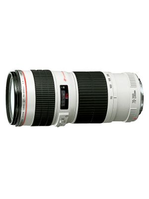 Canon EF 70-200mm F4L USM Telephoto Zoom Lens