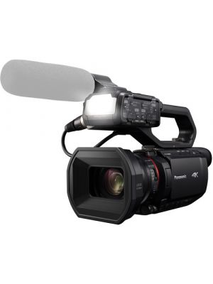 Panasonic 4K Professional Camcorder HC-X2000 -shotgun mic not included.