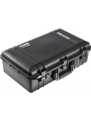 Pelican 1555 Air case Black with Padded Dividers