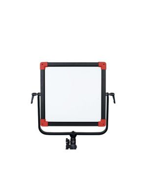 Swit PL-E60 PLUS Bi-colour Edge Mounted Panel LED Panel Light 382√ó403√ó48mm 60W includes Barn Doors