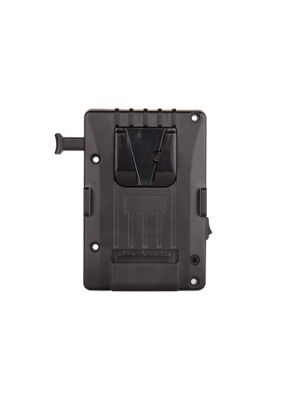 SWIT S-7010S Plate for V-Lock Mount with D-tap, 7.2V Pole-tap and 5V 1A USB output sockets