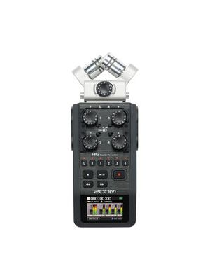 Zoom H6 Handy Recorder - Rental