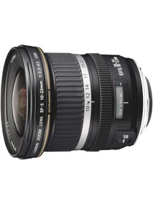 Canon EFS 10-22mm f/3.5-4.5 USM Lens (ex-demo one only)