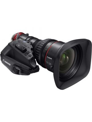 Canon (17-120mm) CN7x17 KAS S Cine-Servo Lens - Rental