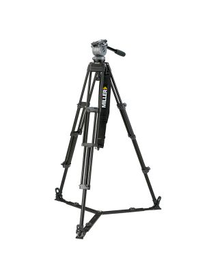 Miller 848 DS20 Toggle 75 2-Stage Alloy Tripod System - Payload 5-10Kg