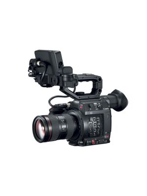 Canon EOS C200 CINEMA VIDEO CAMERA WITH LCD KIT