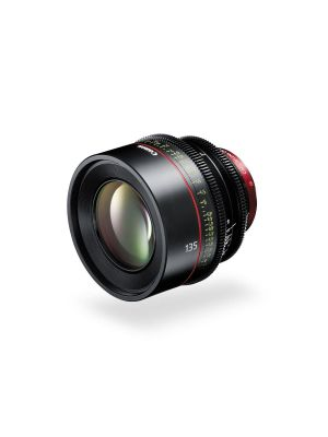 Canon CN-E 135mm T2.2 L F Cinema Prime EF Lens -Rental