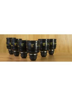 Cooke S4i Prime Lens Set - Rental