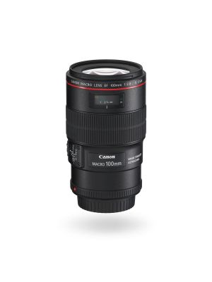 Canon EF 100mm F2.8 L IS USM Macro Lens (Ex-demo one only)