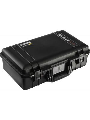 Pelican 1525 Air case Black with Padded Dividers