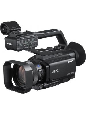 Sony PXW-Z90V 4K HDR XDCAM XAVC Compact Camcorder with 12x optical zoom (filter thread 62mm)